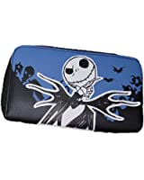 Disney Nightmare Before Christmas Jack Standing Zip Wallet W Free Stickers