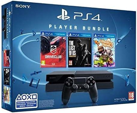 Sony PlayStation 4 - juegos de PC (PlayStation 4, 8192 MB, GDDR5 ...