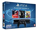 Sony Playstation 4 + 3 games (Driveclub, The Last of Us, Little Big Planet 3)