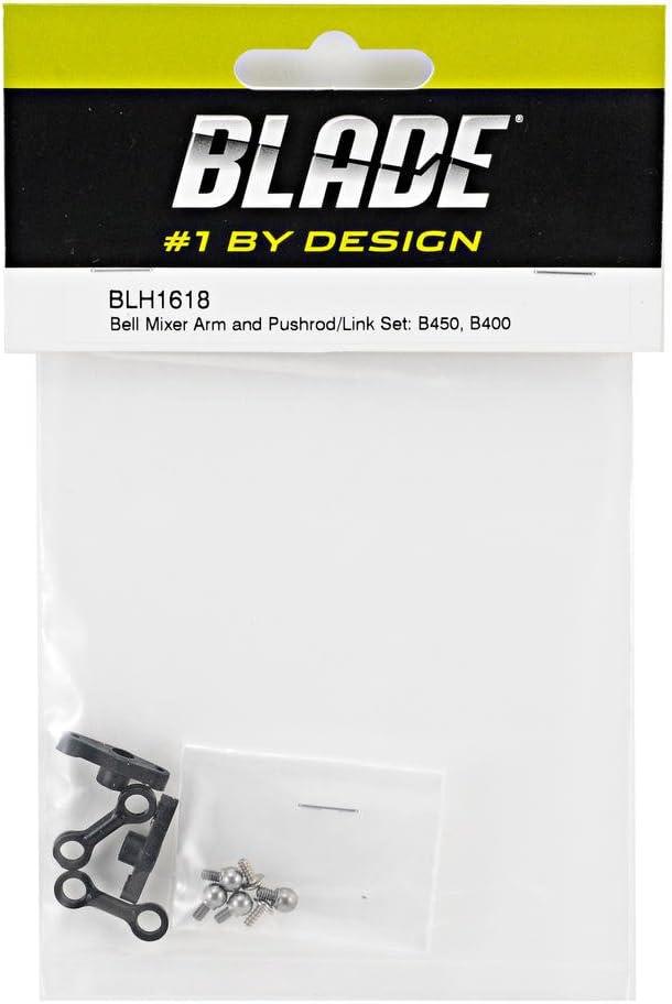 B400 B450 3D Bell Mixer Arm and Pushrod//Link Set