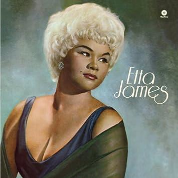 Amazon.co.jp: Etta James (+Bonus) [12 inch Analog]: 音楽