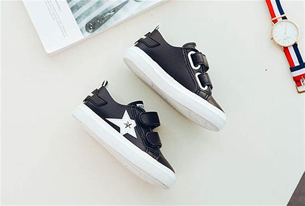 Boys Girls Breathable Canvas Athletic Tennis Sneakers Sport Running