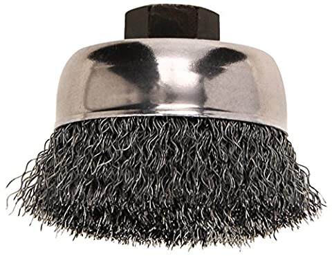 Makita 743201-4 Wire Cup Brush (Carbon Brushes For Grinder Makita)