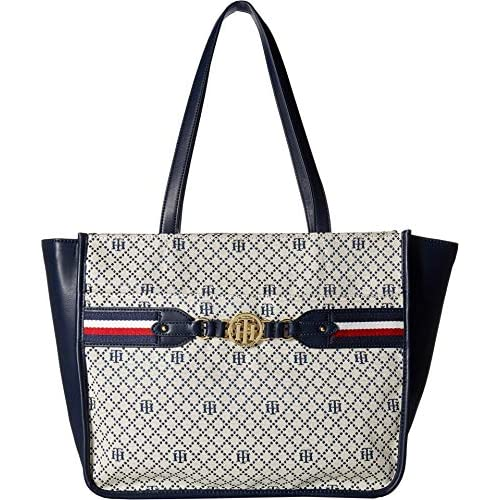Tommy Hilfiger Womens Brice Tote