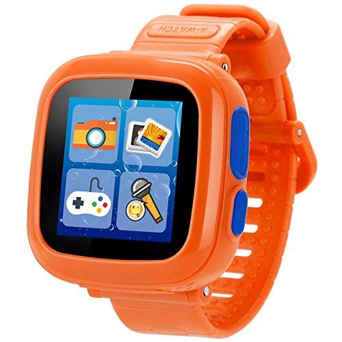 W2 Smart Bracelet Health Sports Pedometer Wristband (Orange) - 1