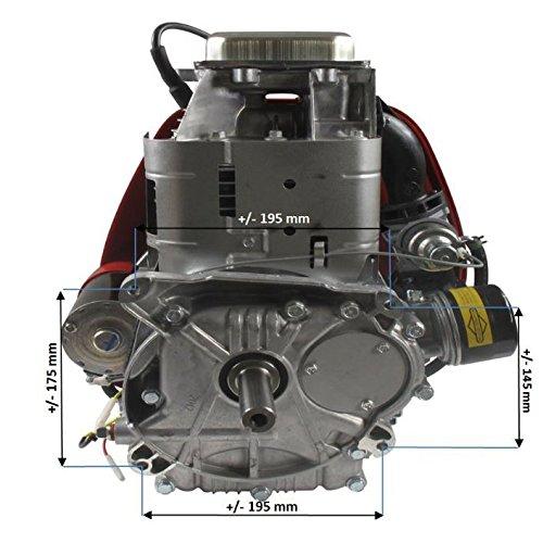 Briggs & Stratton - Motor de cortacésped para Briggs & Stratton Intek OHV AVS de 500 cc: Amazon.es: Jardín