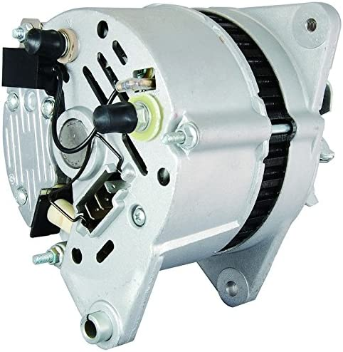 New Alternator Replacement For New Holland L865 LS180 LX865 LX885 Skid Steer Loader 24277 24277A 24318 24318A 54022053 54022053D 54022054
