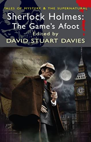The Games Afoot Sherlock Holmes Adventures Book 7 By David Stuart