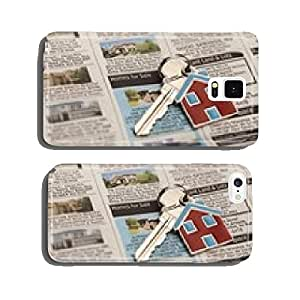 Real Estate. Business - Keys to the House Close Up cell phone cover case Samsung S5