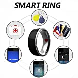 Newbud R3 Generation NFC Ring General Intelligent Accessories Intelligent Wearable Health Ring For IPhone Android (7#)
