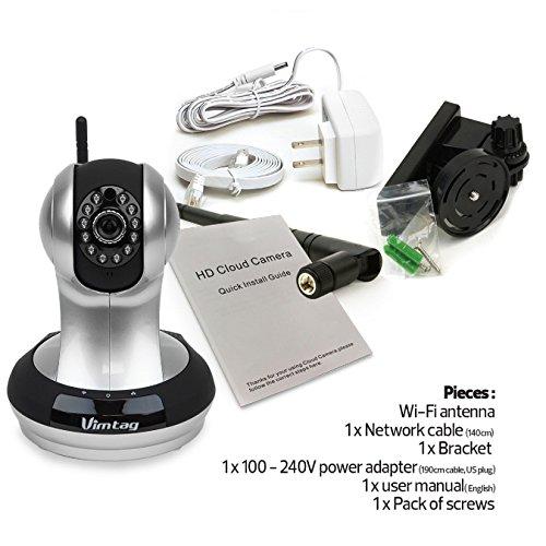 Reviews Summary + Pros/Cons - Vimtag VT 361 Super HD WiFi