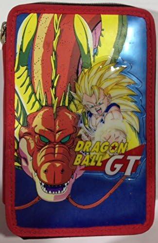 Estuche Triple Dragon Ball Gt: Amazon.es: Oficina y papelería