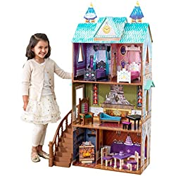 Disney Frozen Arendelle Palace Dollhouse Doll