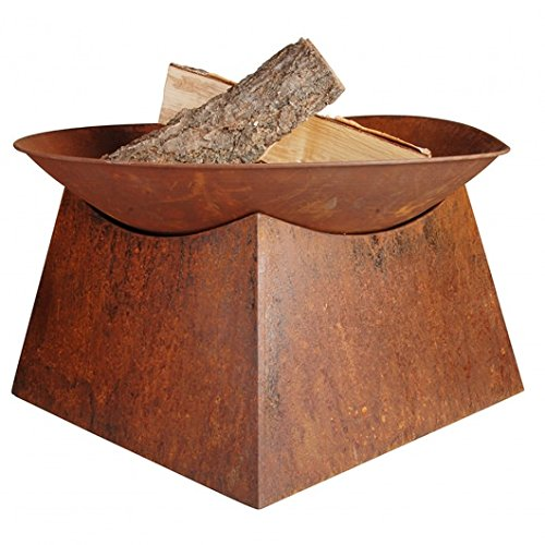 Esschert Design Rust Fire Bowl
