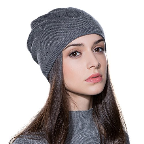 Ferand Ladies Lightweight Crystal Slouchy product image