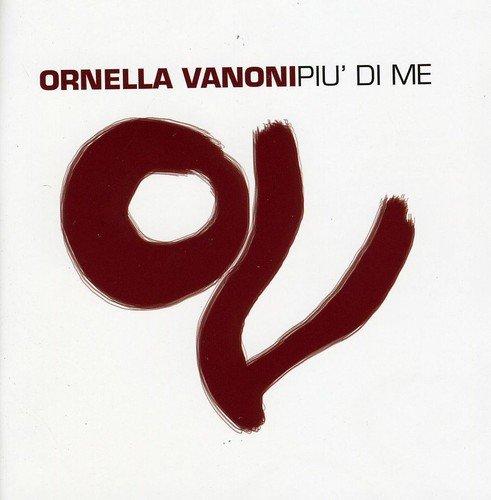 CD : Ornella Vanoni - Piu Di Me (CD)