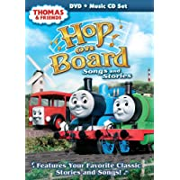 Thomas & Friends: Hop on Board - Songs and Stories [DVD + CD]