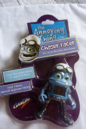 - Annoying Thing Crazy Frog Chaser Racer Game