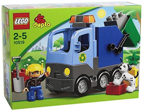 duplo garbage truck - 1