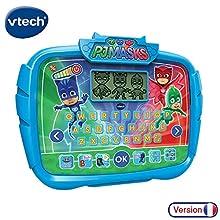VTech Les Pyjamasques - La tablette éducatives des super-héros Niño/niña - Juegos educativos (AA, 258 mm, 38 mm, 200 mm, 370 g, 300 mm) , color, modelo surtido