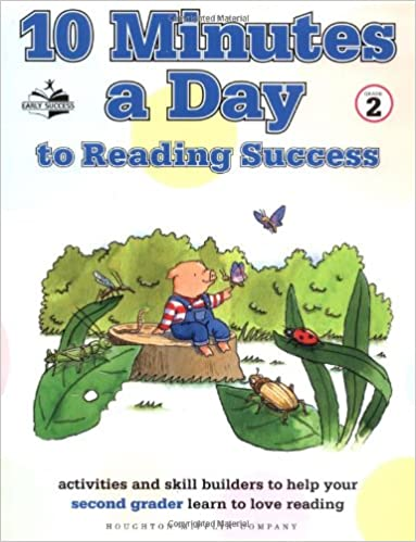 Amazon.com: 10 Minutes A Day To Reading Success For Second Graders ...