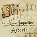 for the Love of Jaqueline - Medieval Love Songs by Antoine Busnoys