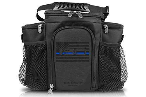 2nd Gen Isobag - 3 Meal Pro Law Enforcement by Isolator Fitness