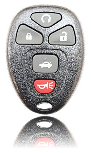 NEW 2011 Chevrolet Malibu Keyless Entry Remote Key Fob w/ Remote Start 5 Button Gm Chevy Malibu