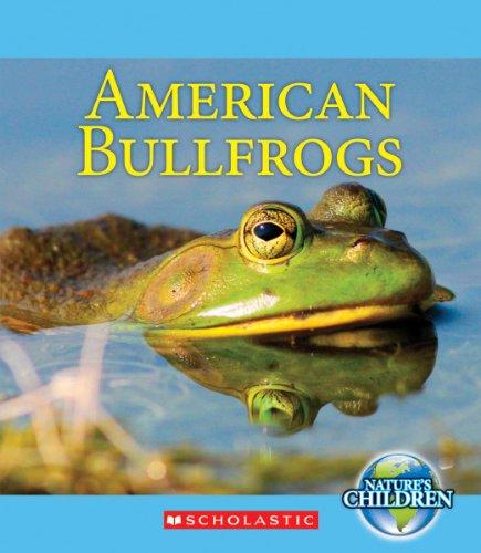 American Bullfrogs (Nature's - Model Bullfrog