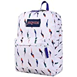JanSport Superbreak Backpack Macaws
