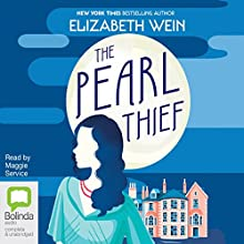 The Pearl Thief Audiobook by Elizabeth Wein Narrated by Maggie Service