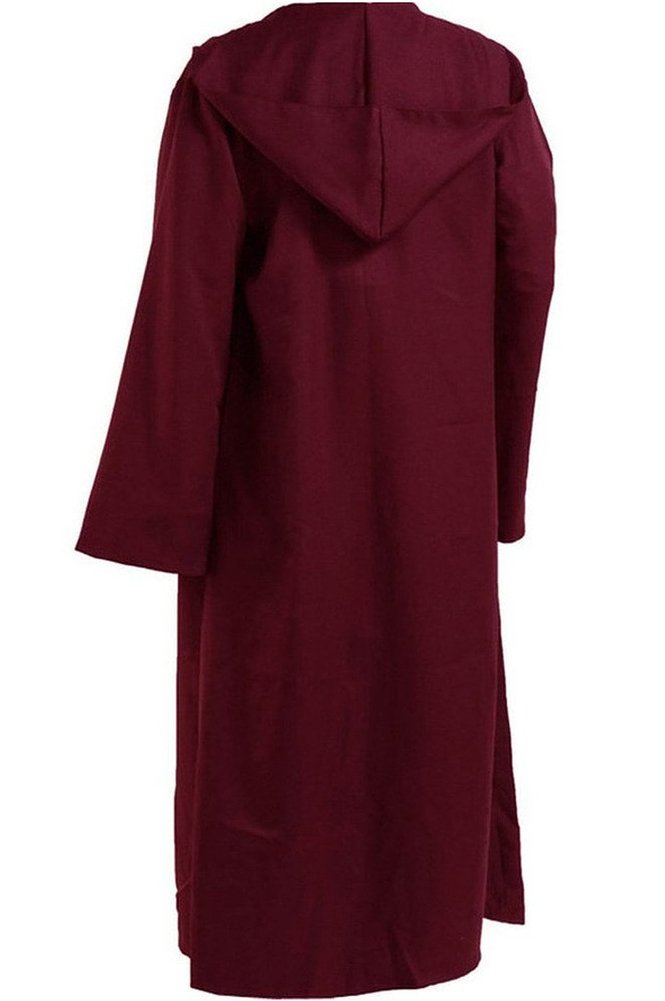 Cosplaysky Star Wars Jedi Robe Costume Adult Hooded Cloak