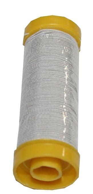 Hutgummi ,ze 10m Elastic Gummi N/ähfaden wei/ß