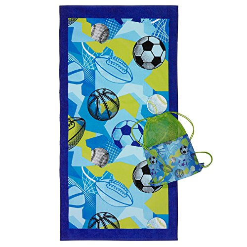 3C4G Sports Towel Bag Set product image