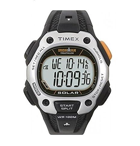 Timex Reloj Digital para Hombre de Cuarzo con Correa en Resina T5J261: Timex: Amazon.es: Relojes