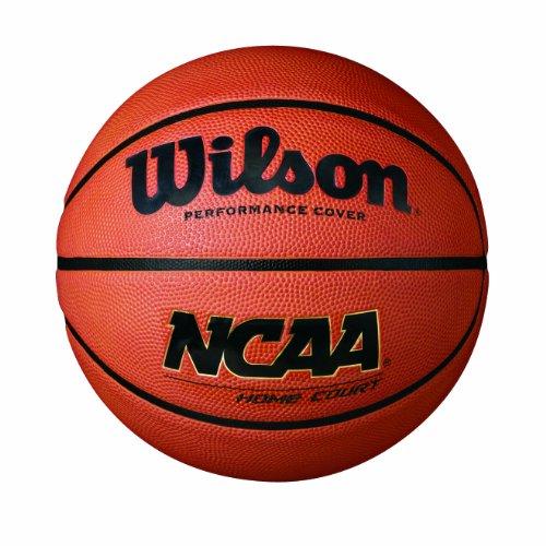 UPC 026388240708, Wilson NCAA Blacktop Warrior Official Basketball, Orange