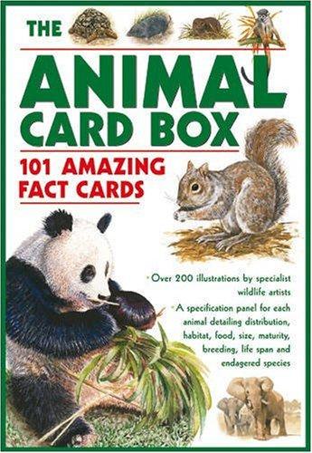 The Animal Card Box