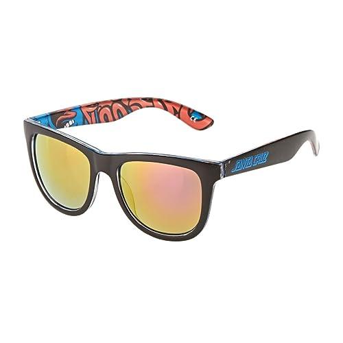 Dice Occhiali da sole, Multicolore (blu/nero), Taglia unica