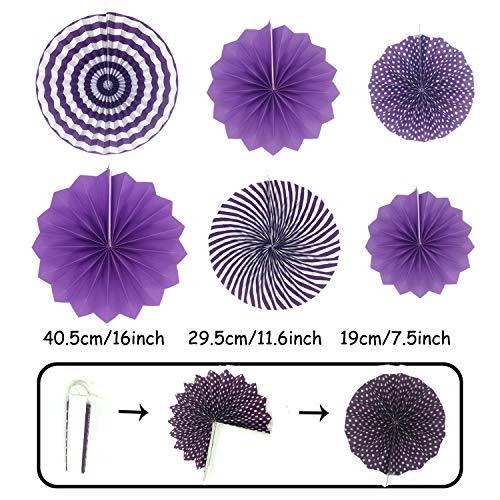 Buy violet wedding decorations