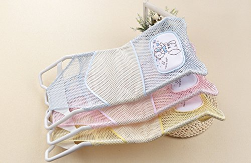 Nobel Bear Baby Newborn Baby Bath Seat Support Net Washable ...