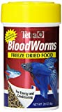 Tetra BloodWorms 0.28 Ounce, Freeze-Dried Food For...