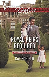 Royal Heirs Required: A Single Dad Romance (Billionaires and Babies)