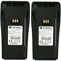 MOTOROLA Orignal OEM NNTN4497DR Double Pack 7.4 Volts LI-ION