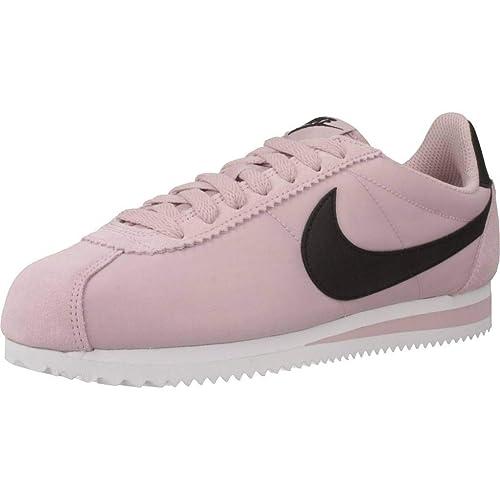 Nike Wmns Classic Cortez Nylon, Zapatillas de Atletismo para Mujer: Amazon.es: Zapatos y complementos