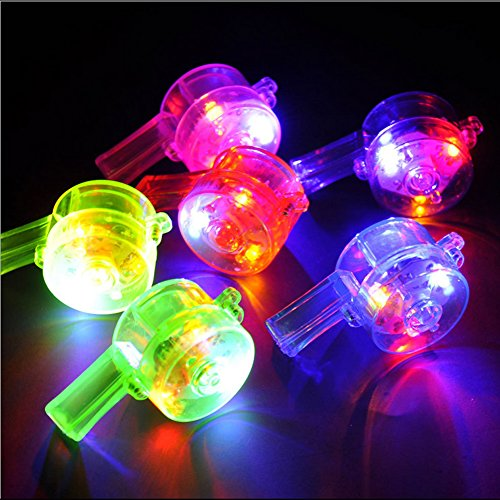 Glow In The Dark Whistles - 1