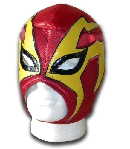 Shoker adult mexican luchador Wrestling mask by Luchadora by Luchadora