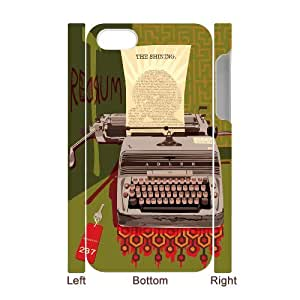 ANCASE Custom Color Printing The Shining 2 Phone 3D Case For Iphone 4/4s [Pattern-5]
