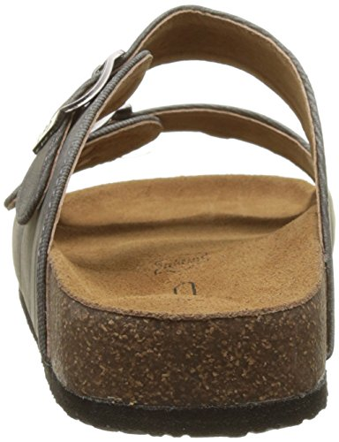 Les P'tites Bombes Orphee - Mules Mujer gris