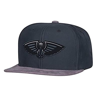 super popular 021a9 822b5 ... official mitchell ness buttery nba new orleans pelicans snapback hat  8a051 c77b4