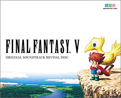 【早期購入特典あり】FINAL FANTASY V ORIGINAL SOUNDTRACK REVIVAL DISC (映像付サントラ/Blu-ray Disc Music)(スリーブケース(メモリアルバージョン)付)